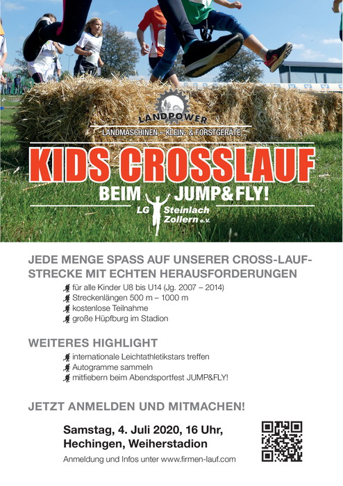Flyer Kids Cross Lauf 2020 700Bild